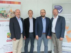 Mitarbeiter Regionalmarke Eifel und ORGAINVENT